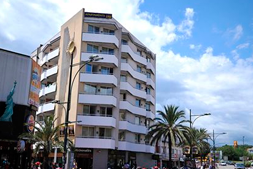 Appartementen Xaine Sun