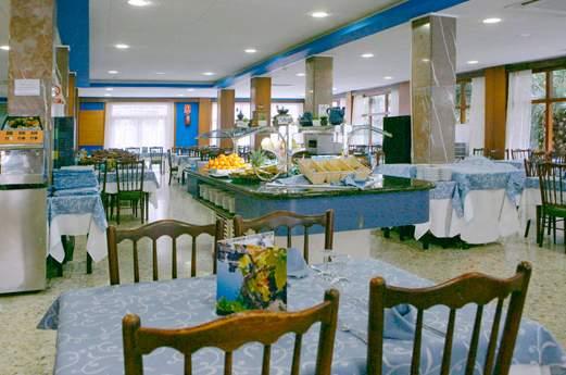 Hotel Acapulco restaurant
