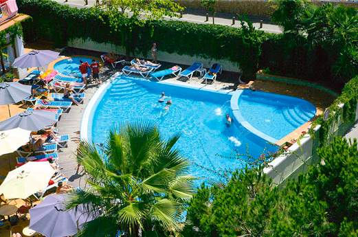 Hotel Acapulco zwembad