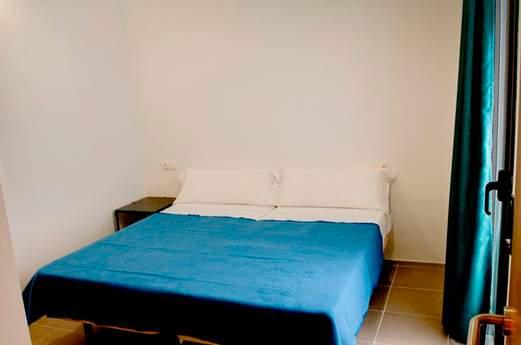 Appartementen Niu D'or slaapkamer