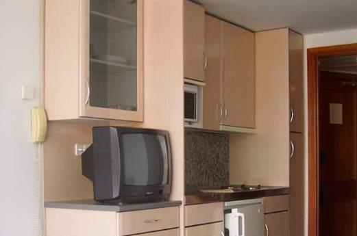 blau keuken
